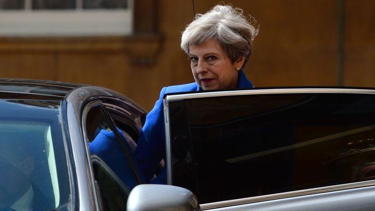 Theresa May (Credit: AFP/Getty Images)