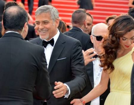 George Clooney, Amal Alamuddin Expecting First Child? Actor 'Overwhelmed' With Wife's Pregnancy?