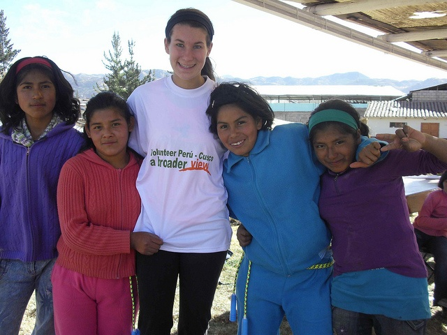 Volunteer Gabby Peru Cusco Orphanage Girl program by abroaderview.volunteers, via Flickr