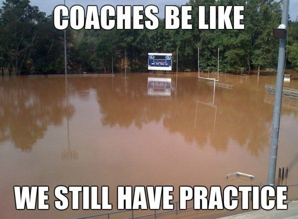 Coaches be like