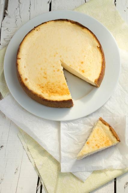 Tarta de queso neoyorquina