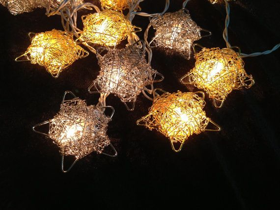 how to change bulb in star string lights