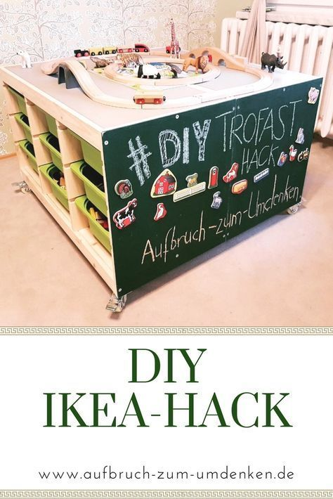 53 best IKEA HACK - TROFAST Regal images on Pinterest Child room - k che bei ebay