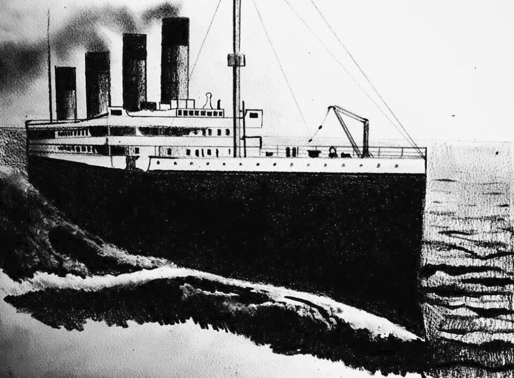 RMS Titanic - Andreas Douglas Rörqvist
