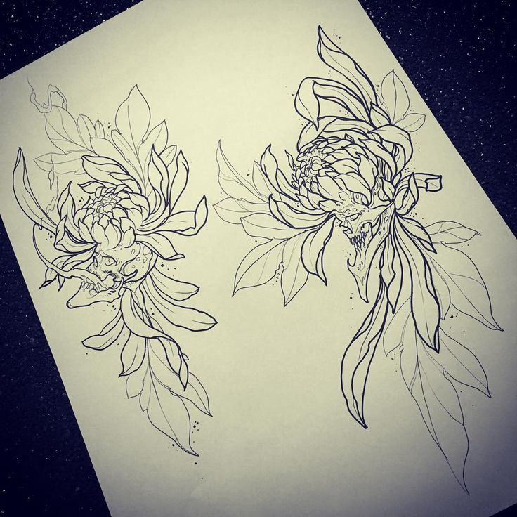 Tattoo Designs Up For Grabs: A Few More Up For Grabs Flowers. Email Dean.kalcoff@gmail