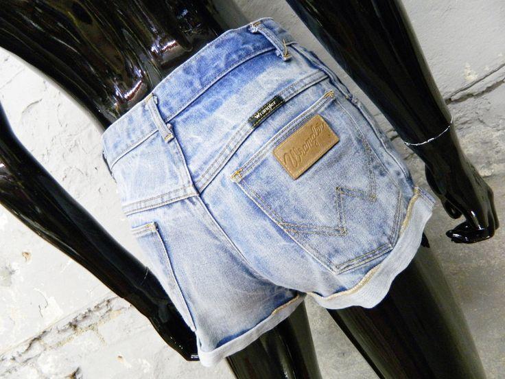 wrangler jeans jeans shorts 70er jahre shorts 70er jeans etsy