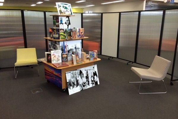 Portable Partitions Australia on Bookmarc