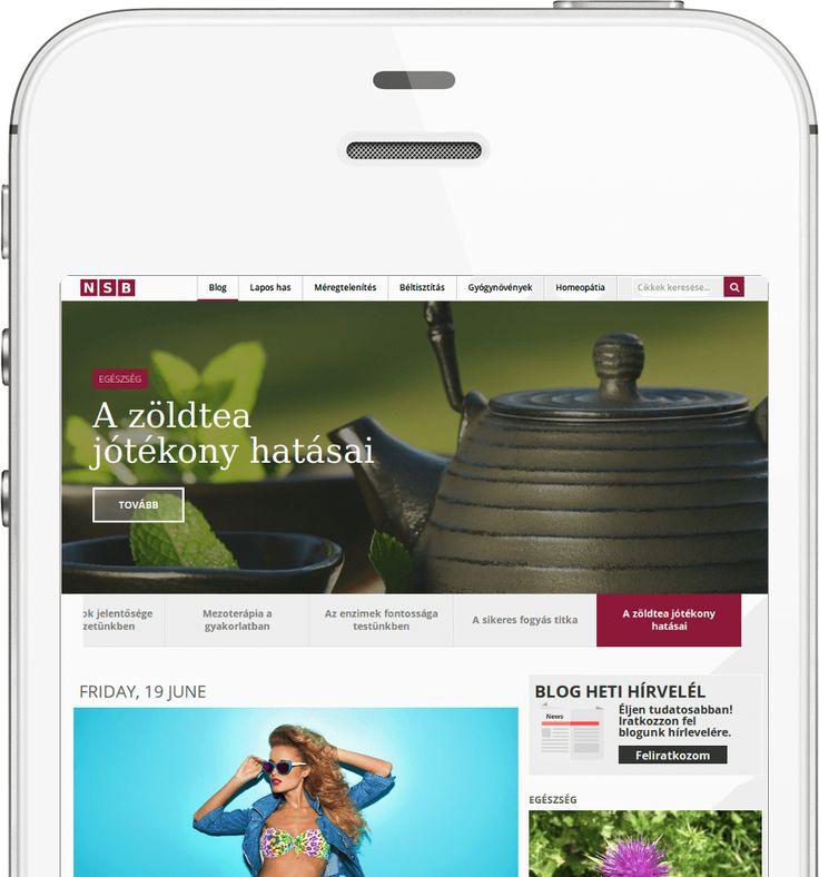 NaturalSwiss Blog - Phone