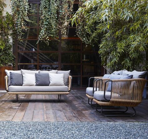 33 Best Outdoor Living @ Looms Images On Pinterest Outdoor   Lounge  Gartenmobel Paola Lenti