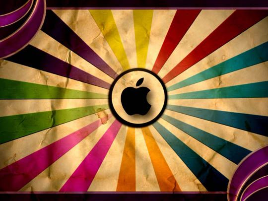 30 Wonderful Apple Inspired Wallpapers
