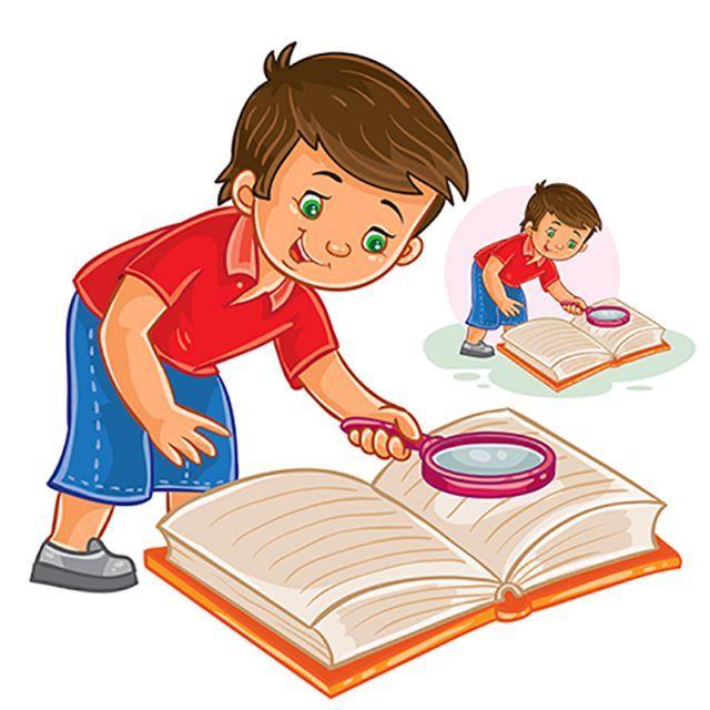 ناقلات الولد الصغير قراءة كتاب مع عدسة مكبرة Books To Read Books For Boys Little Boys