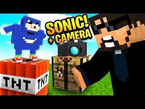 Minecraft: Mod Reviews #1 - Ugandan Cameras? | Gaming Guides