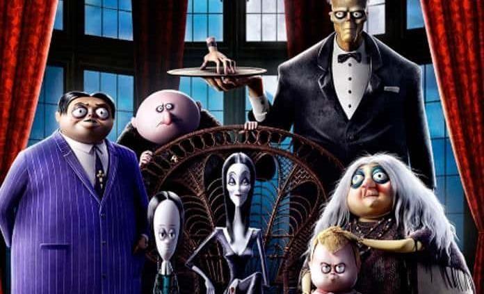 Los Locos Addams Películas De Terror Para Que Veas Con Tus Niños Películas De Animación Películas Familiares Ver Películas Gratis Online