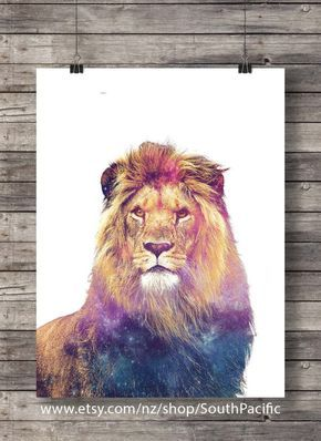 Lion Print | Printable art | Lion art print | Safari Nursery | Digital Download | Animal Print | Lion Wall Art | Lion Photo, Nursery decor Buy 2 get 1 free coupon code: FREEBIE MADE WITH LOVE ♥ Includes: 16x20 print - (easily reduced to 8x10.) ____________________________ Print as many times as you like, fine for personal and small commercial use. Colors are as shown in the photo. -------------------------------------------------------------------------------------- After payment is conf...