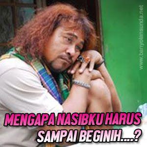 DP BBM Lucu Kang Komar Preman Pensiun 3