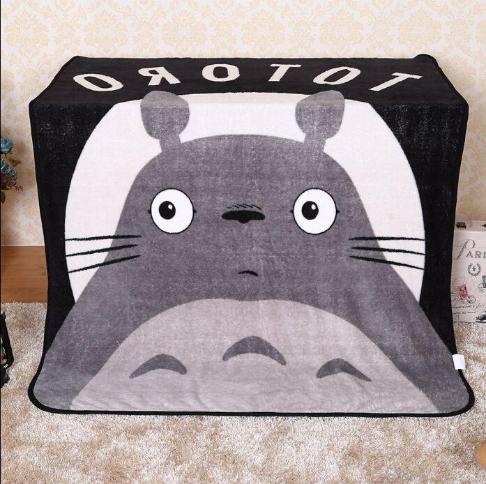 Totoro Fleece Blanket //Price: $27.99 & FREE Shipping //     #totoro