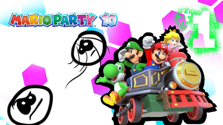 Mario Party 10: Games? What Games?!?  https://www.youtube.com/watch?v=PoholgGOdxI