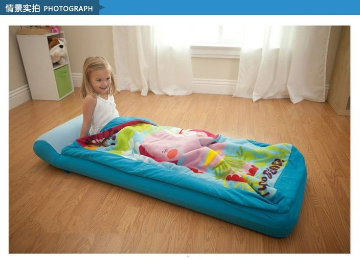 Inflatable Mattress For Children Single Bed Sleeping Bag Http Xpress