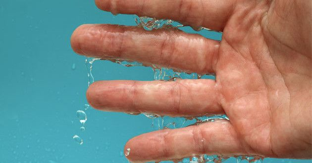 How To Cure Palmar Hyperhidrosis Naturally