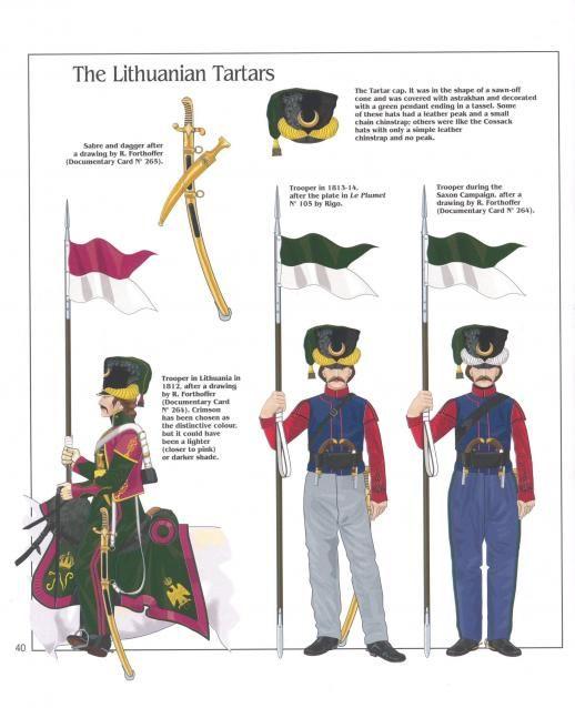 Tartari lituani della guardia imperiale