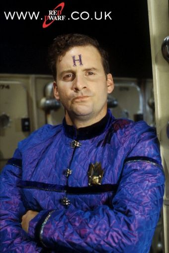 """It's my duty. My duty as a complete and utter bastard"" Arnold Rimmer, Red Dwarf"