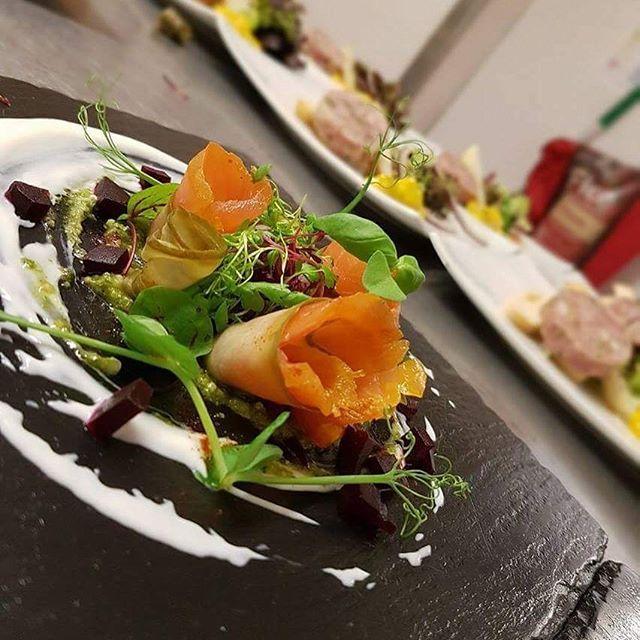 More foodie shots to tempt you! #newchef #opentononresidents #moorlandgardenhotel #fourstarhotel #weddingvenue #dartmoor #dartmoorwedding