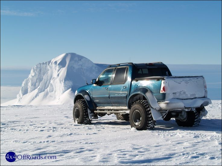 Ford Sport Trac Tires