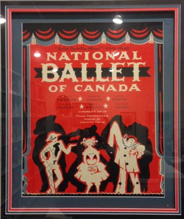 National Ballet of Canada, 1954