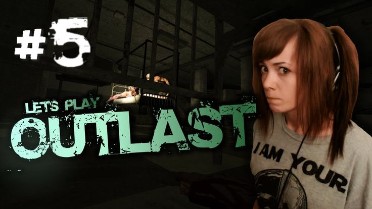 Outlast Gameplay - Part 5 - Where Yo Genitals At?