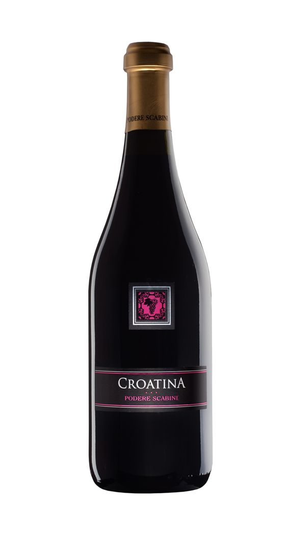 Croatina Podere Scabini