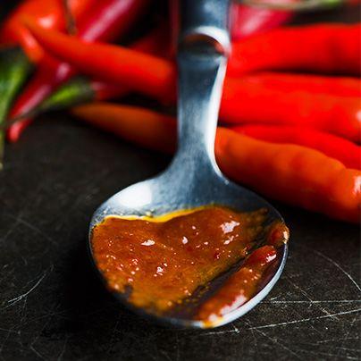 How to make Atlanta Chef Ford Fry's Nam Prik Pao Sauce. http://www.tastingtable.com/entry_detail/national/18021/recipes_home/How_to_Make_Ford_Frys_Nam_Prik_Pao_Sauce.htm