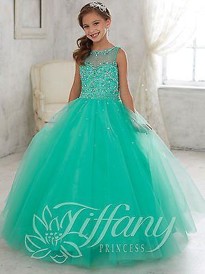 Girls Kids Formal Party Pageant Dresses Prom Ball Gowns Princess Custom Made | Roupas, calçados e acessórios, Roupas, calçados e acessórios para crianças, Roupas para meninas (tam. 4 e acima) | eBay!
