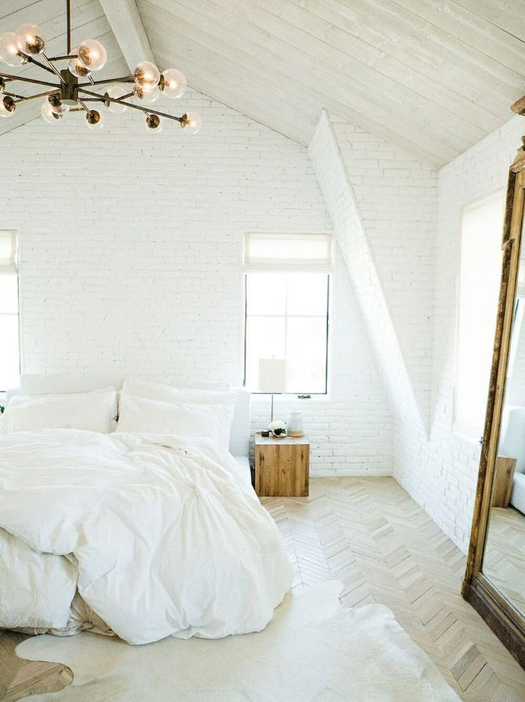 Yes You Can Make 200 Square Feet Feel Like A Mansion 9 Designers Share How Home Decor Bedroom Small Bedroom Decor All White Room