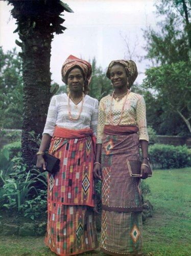 DYNAMIC AFRICANS: The Nigerian Nostalgia Project