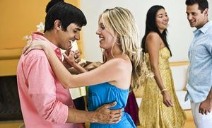 Groupon - Eight Weeks of Salsa, Bachata, or Kizomba Classes for One or Two at AfroLatino Dance Company (Up to 68% Off) in The Annex. Groupon deal price: C$43