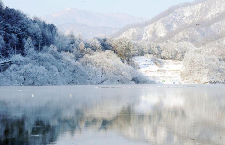 Chuncheon Lake - South Korea