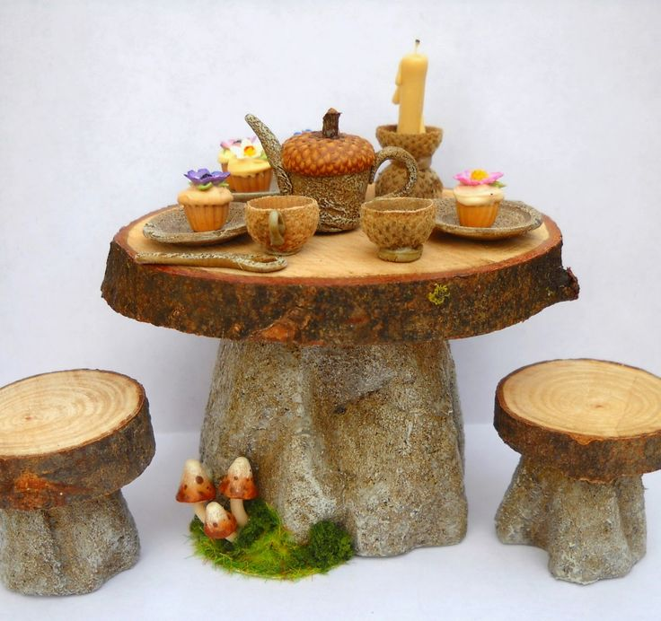 Fairy Garden Furniture                                                                                                                                                     More