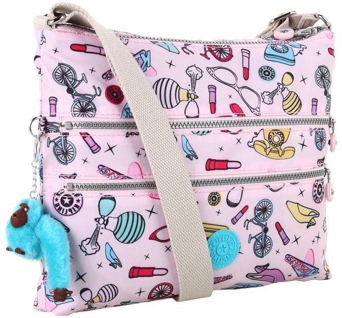 Kipling IF - Alvar Crossbody Travel Bag Cross Body Handbags on shopstyle.com