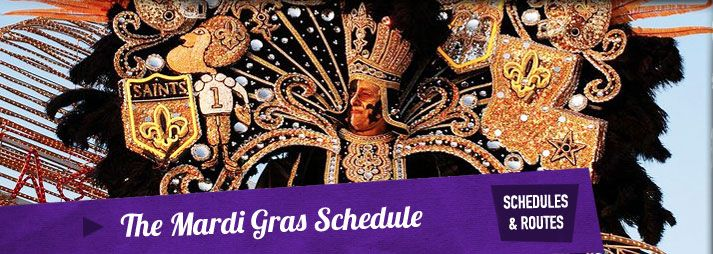 """The world famous """"Mardi Gras"""" is celebrated in New Orleans. Mardi Gras is an ancient custom that originated in southern Europe. It celebrates food and fun just before the 40 days of Lent: a Catholic time of prayer and sacrifice.   http://www.mardigrasneworleans.com/schedule.html"""