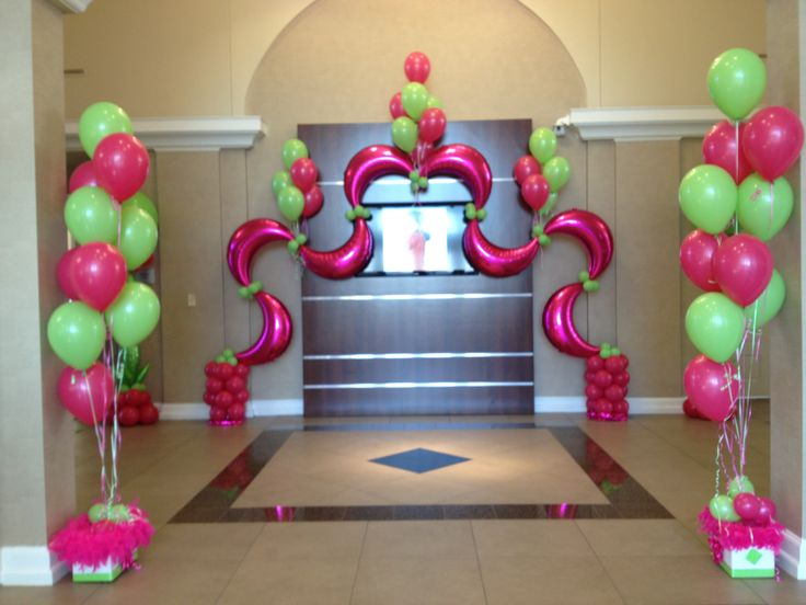420 best Balloon Arches Canopies 1 images on Pinterest Arch