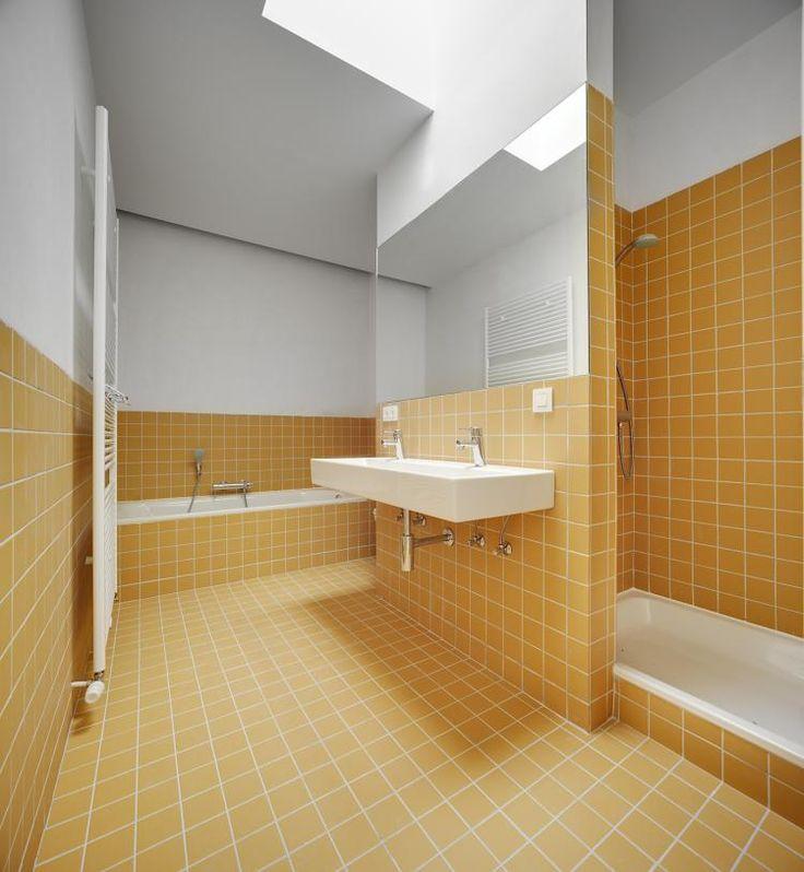 De Gouden Liniaal - Badkamer - Van Duyststraat 172 deurne