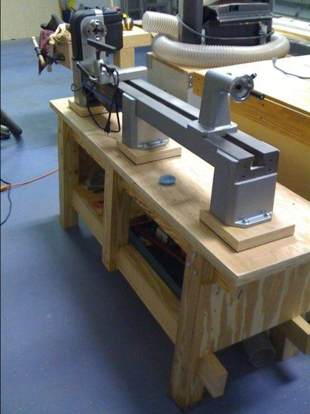 Bench Wood Lathe Woodworking Projects Amp Plans