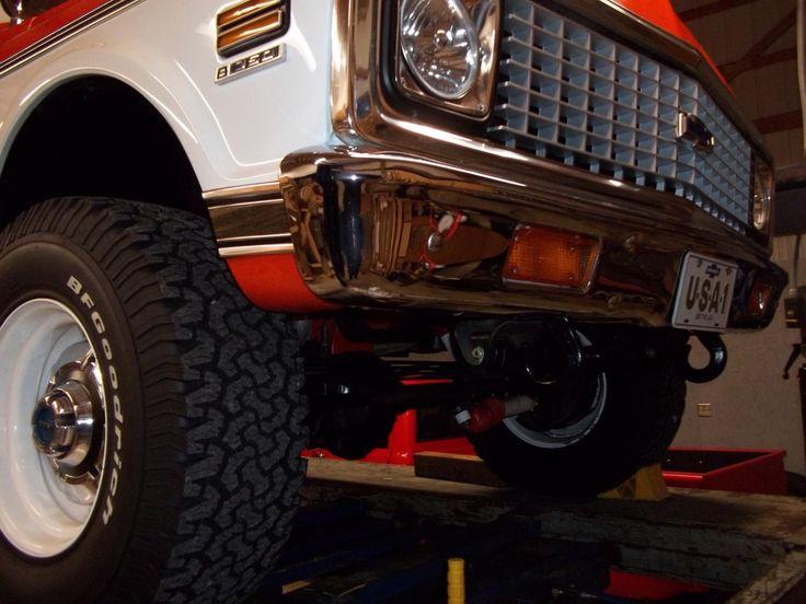 K10. Those tow hooks! | Classic chevy trucks, 72 chevy ...