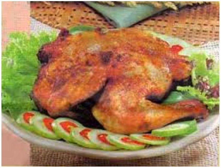 Resep Ayam Madu