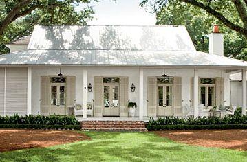 roof line & wrap around porch