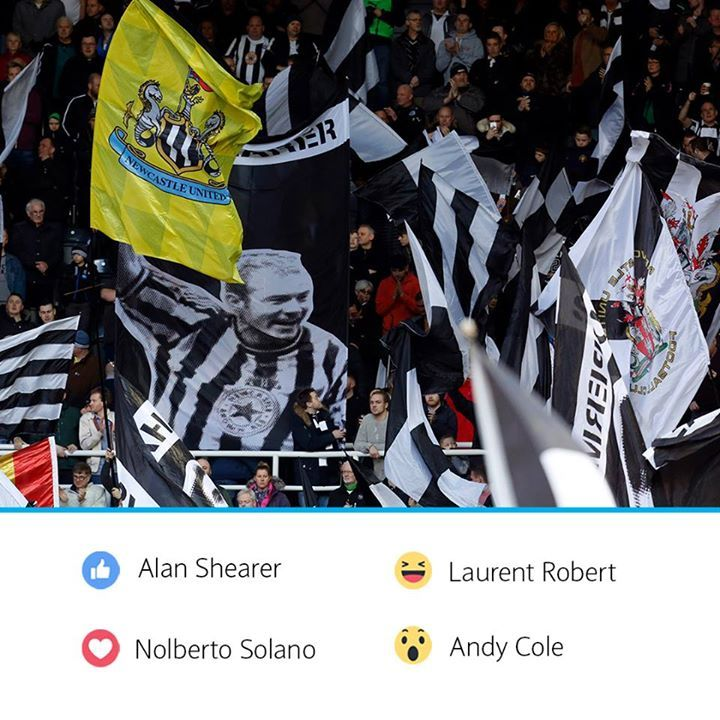 For your chance to win tickets to see the classic match that is Newcastle United against Liverpool, use the Facebook Reactions to answer the following question…  Which Newcastle player has scored the most goals in this fixture during the Premier League era?  Alan Shearer Laurent Robert Nolberto Solano Andy Cole  Ends 1pm 27/09/17 #fashion #style #stylish #love #me #cute #photooftheday #nails #hair #beauty #beautiful #design #model #dress #shoes #heels #styles #outfit #purse #jewelry…