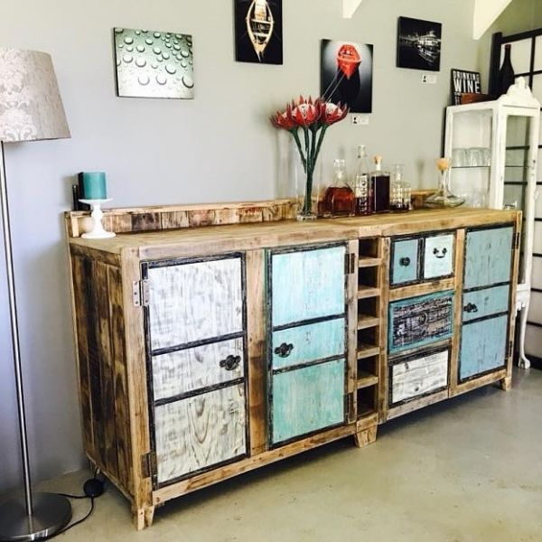 At www.ccreations.co.za we specialise in creating unique and beautiful pallet furniture for that different look and feel. From bedroom to patio, we create a wide range of stunning products. Mail us for a price list and visit our website or Facebook page.