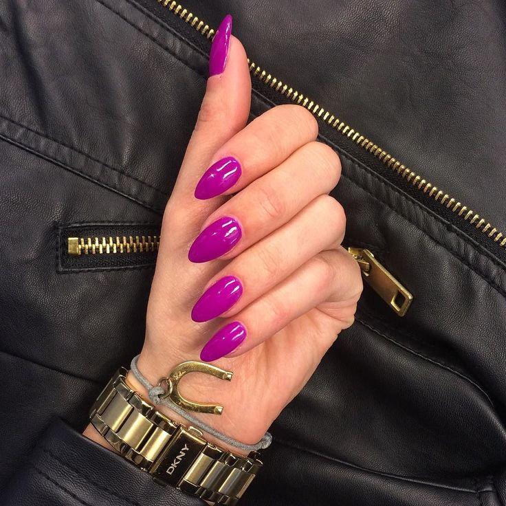 #new #nails #details #purple #pink #thinkpink  #instanails #nailsporn #instalike #instalook #mystyle #paznokcie #like #love #instagirl #polishgirl #gelnails #ootd #swag #dope #fashionista #look #mylook #details #nailsart #nailsdesign #lilou #dkny #dknywatch by _martaszewczyk