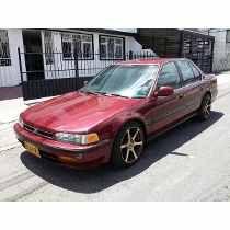 Honda Accord Ex Mt. 2200cc Frenos Abs Y Airbags