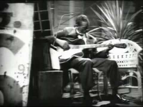 "Mississippi Fred McDowell - ""Goin' Down to the River"".   Alright, finally! some Freddie gettin' down acoustically. Enjoy!"